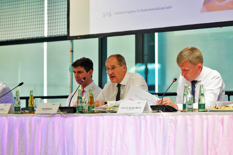 Bilder von der RBA-Sitzung im Mitteldeutschen Revier
